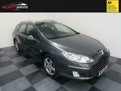 used Peugeot 407 2.0 SW SPORT HDI 5d 139 BHP Lots of Options, Amaxing Economy