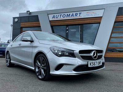 used Mercedes CLA220 Cla[177] Sport 4dr Tip Auto