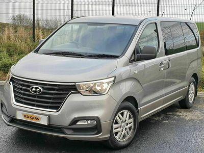 used Hyundai I800 2.5 CRDi SE Nav Auto 5dr