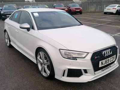 used Audi RS3 RS3TFSI 400 Quattro 4dr S Tronic 2.5