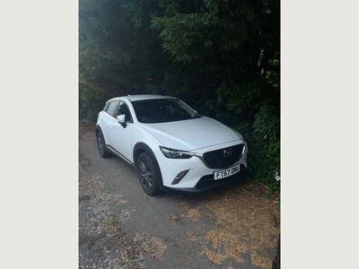used Mazda CX-3 2.0 SKYACTIV-G Sport Nav (s/s) 5dr