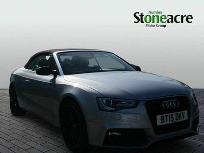 used Audi A5 Cabriolet 2.0 TDI 177 S Line Special Ed Plus 2dr Multitronic