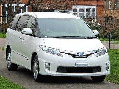 used Toyota Estima Hybrid 4WD 7 Seats Facelift DVD Cruise 2.4 5dr