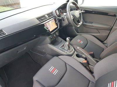 used Seat Ibiza 1.0 Tsi 95 Fr 5Dr