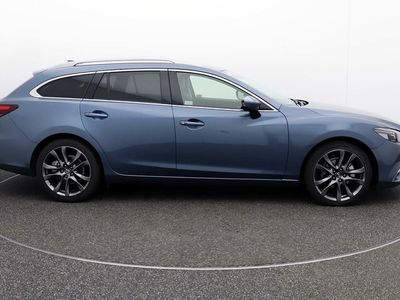 used Mazda 6 D SPORT NAV Estate 2016