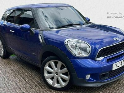 used Mini Cooper S Paceman 2.0 D ALL4 3dr