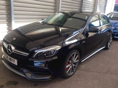 used Mercedes A45 AMG A Class4Matic 5dr Auto 2.0