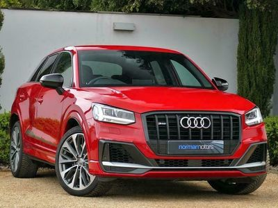 used Audi S2 2.0 TFSI S Tronic quattro (s/s) 5dr