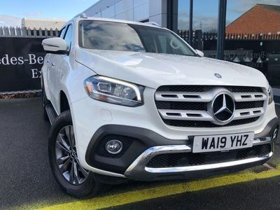 used Mercedes E250 X-Class D 4Matic Power Double Cab Pickup Auto