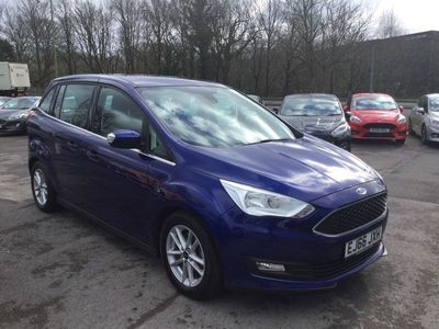 used Ford Grand C-Max 1.0 Ecoboost Zetec 5Dr