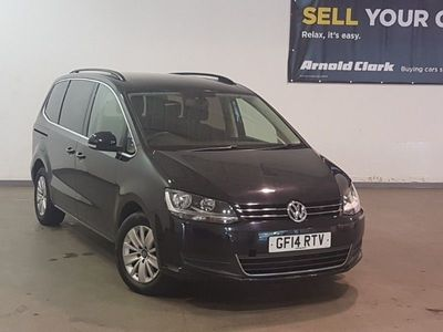 used VW Sharan 2.0 TDI CR BlueMotion Tech 140 SE 5dr DSG