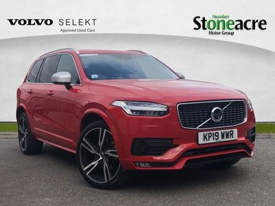 used Volvo XC90 2.0 T6 [310] R Design Pro 5Dr Awd Geartronic