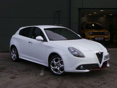 used Alfa Romeo Giulietta 1.6 JTDM-2 120PS SPORT 5DR diesel hatchback