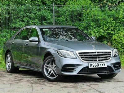 used Mercedes S450 S ClassAMG Line 4dr 9G-Tronic 3.0