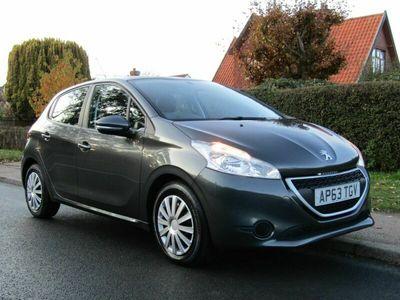 used Peugeot 208 1.4 HDI ACCESS PLUS 5DR TURBO DIESEL HATCHBACK ** 49,000 MILES * FULL HIST