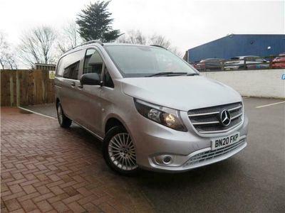 used Mercedes Vito 116CDI Premium Crew Van 7G-Tronic