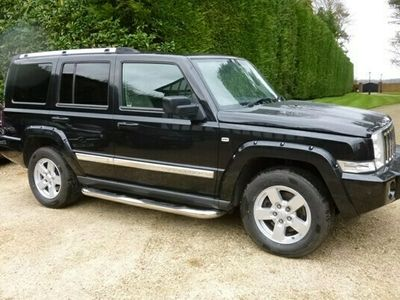 used Jeep Commander 3.0 CRD Limited 5dr Auto