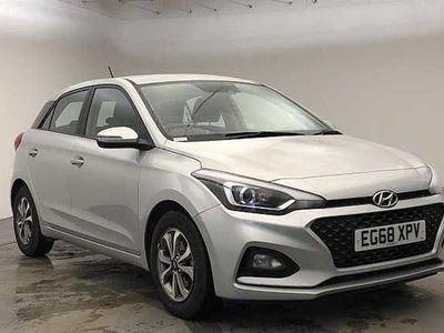 used Hyundai i20 1.2 SE (84 PS) (ISG) 5 Door