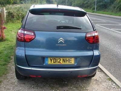 used Citroën C4 Picasso 1.6 VTR PLUS HDI 5STR 5DR