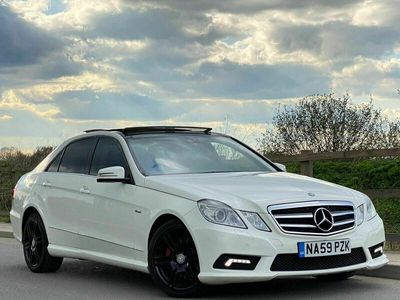 used Mercedes E250 E Class 2.1CDI BlueEFFICIENCY Sport 4dr