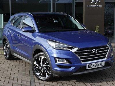 used Hyundai Tucson 1.6 CRDi Premium SE (s/s) 5dr