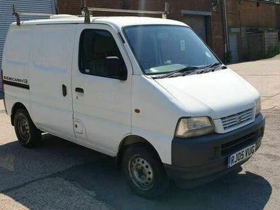 used Suzuki Carry 1.3 Panel Van