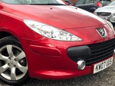 used Peugeot 307 1.6 S 5dr Auto