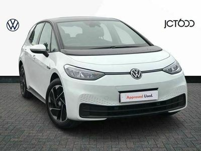 used VW ID3 150kW Life Pro Performance 62kWh 5dr Auto electric hatchback