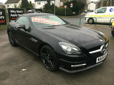 used Mercedes SLK250 SLKCDI BlueEFFICIENCY AMG Sport 2dr Tip Auto