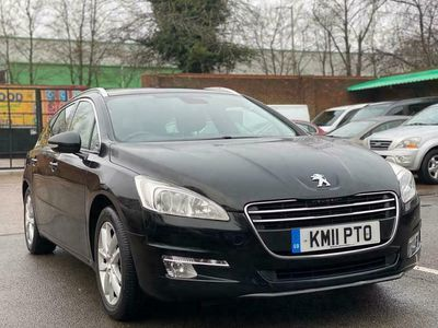 used Peugeot 508 SW 1.6 HDi FAP Active 5dr