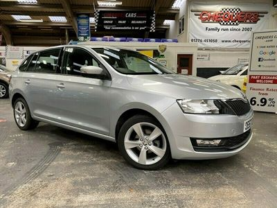 used Skoda Rapid Spaceback Spaceback 2018