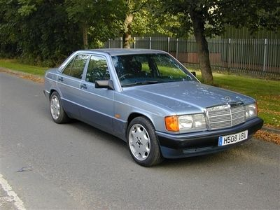 used Mercedes 190 190 ref 81232.0e Auto RHD - (UK Car)