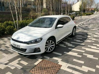 used VW Scirocco 1.4 TSI BlueMotion Tech Hatchback 3dr