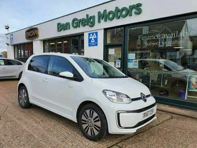 used VW e-up! up!Hatchback 0.0 Auto Electric 5-Door