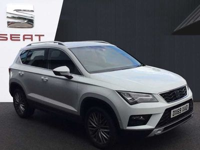 used Seat Ateca SUV 1.5 TSI EVO (150ps) Xcellence (s/s) 5dr