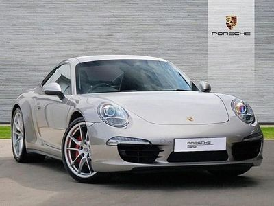 used Porsche 911 Carrera 4 [991] COUPE S 2dr PDK
