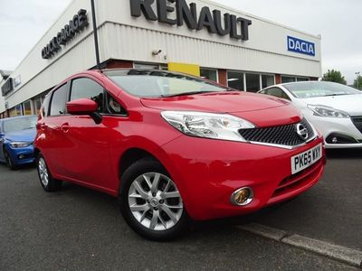 used Nissan Note Note 20161.2 Acenta 5dr MPV 2016