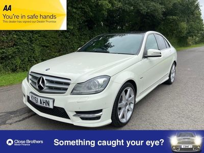used Mercedes C350 C ClassCDI BlueEFFICIENCY Sport Ed 125 4dr Automatic
