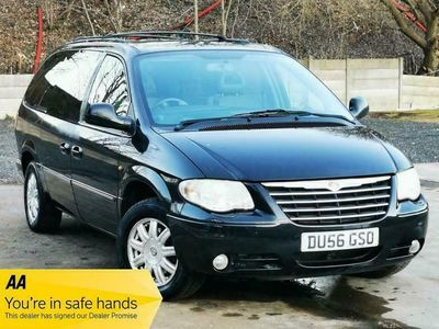 used Chrysler Voyager GRAND LIMITED XS 3.3 5dr