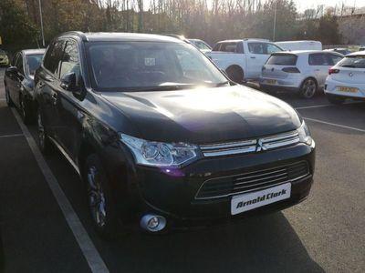 used Mitsubishi Outlander 2.0 Phev Gx3H 5Dr Auto