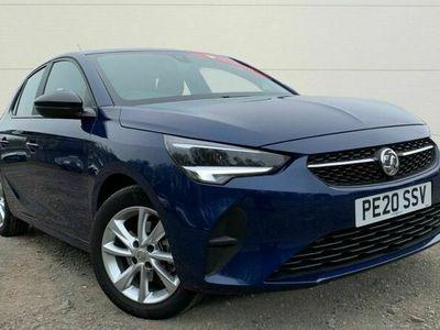 used Vauxhall Corsa Se Nav Premium Turb