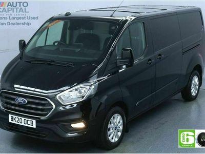 used Ford Custom Transit2.0 320 Limited EcoBlue 130 BHP L2 H1 Euro 6 Low Emission, 2020