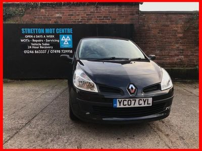 used Renault Clio 1.2 16v Extreme 3dr
