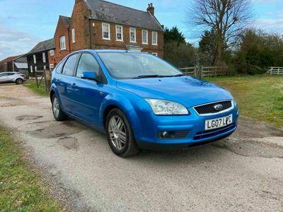 used Ford Focus GHIA 16V 1.6 5dr