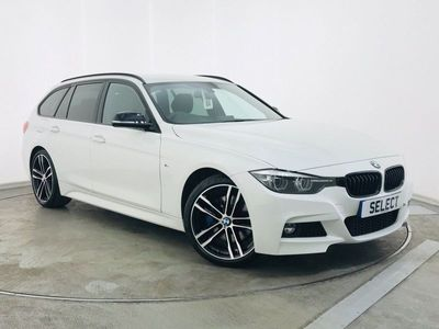 used BMW 320 3 Series 2.0 i M Sport Shadow Edition Touring Auto (s/s) 5dr