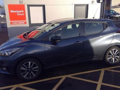 used Nissan Micra 0.9 Ig-T Acenta Limited Edition 5Dr