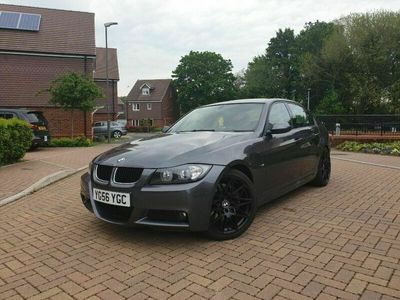 used BMW 335 3 Series 3.0 d M Sport 4dr