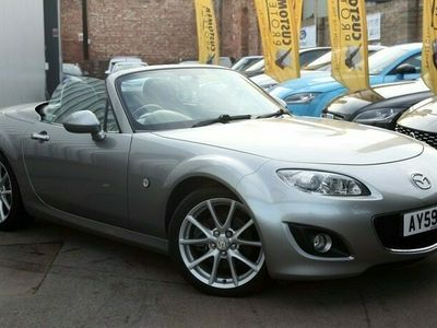 used Mazda MX5 I ROADSTER SPORT TECH 2-Door