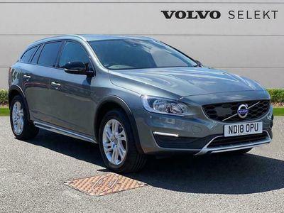 used Volvo V60 CC D3 [150] Se Nav 5Dr [Leather] 2.0