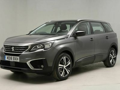 used Peugeot 5008 1.6 BlueHDi 120 Active 5dr EAT6 For Sale Reg:MD18 BXH